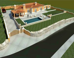 Detached single storey villa for sale Silver Coast