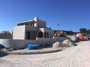 Contemporary detached villas in Foz do Arelho for sale