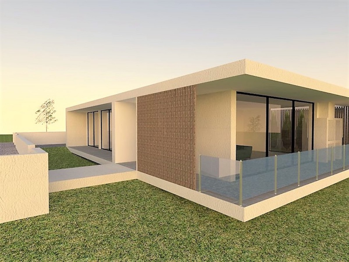 3 bedroom contemporary design house for sale Obidos