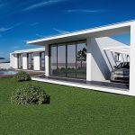 Contemporary designer home Silver Coast