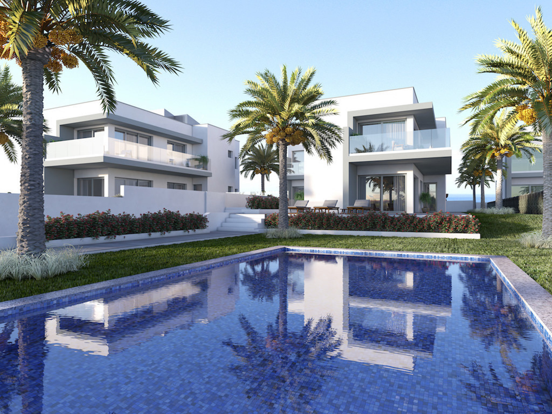 4 Bedroom Villa with sea views in the West Coast