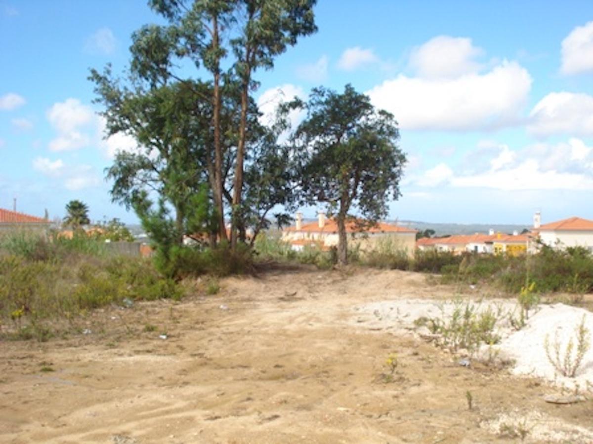 Plots for construction Caldas da Rainha Silver Coast