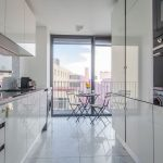 Apartment for sale Lisbon in condo with pool and views over the river
