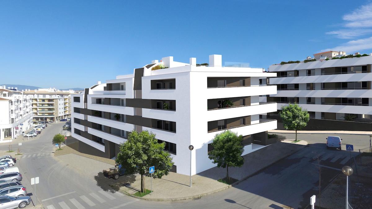 Magnífico apartamento T3 em Lagos para venda