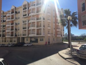 Apartment in Algarve Armação de Pêra for sale