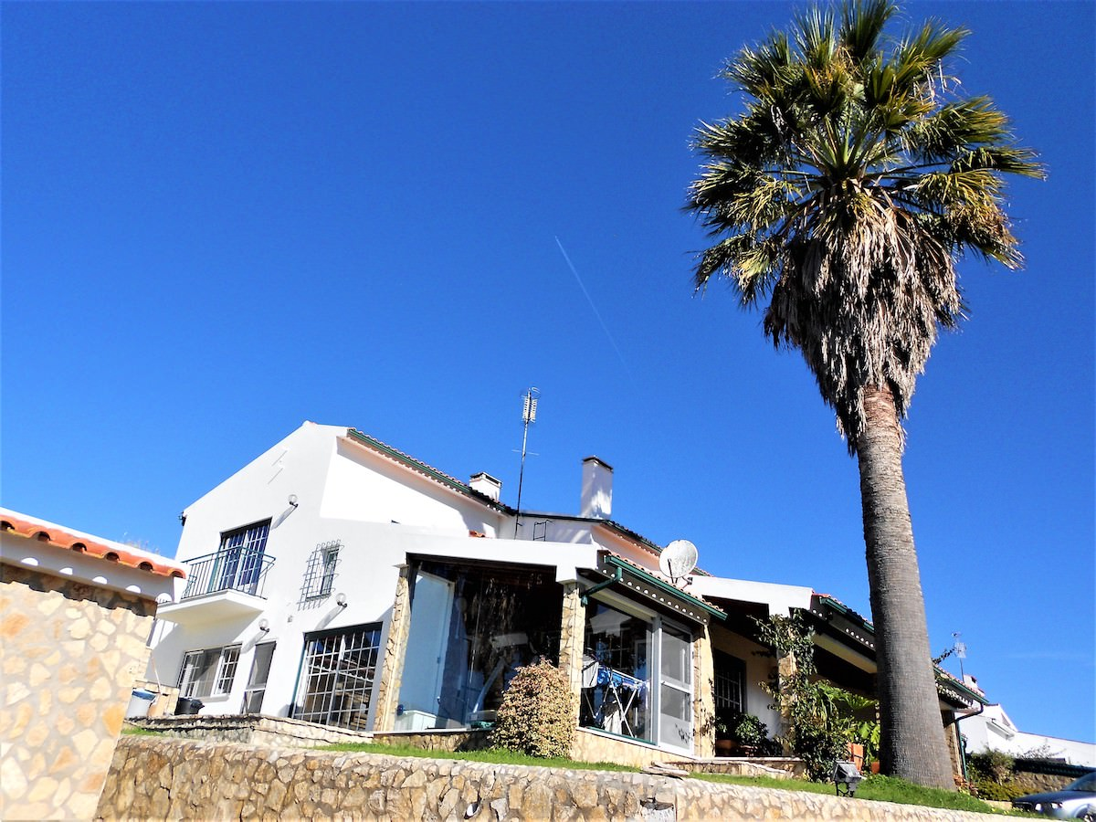 Detached villa in rural area ideal for B and B Silver Coast