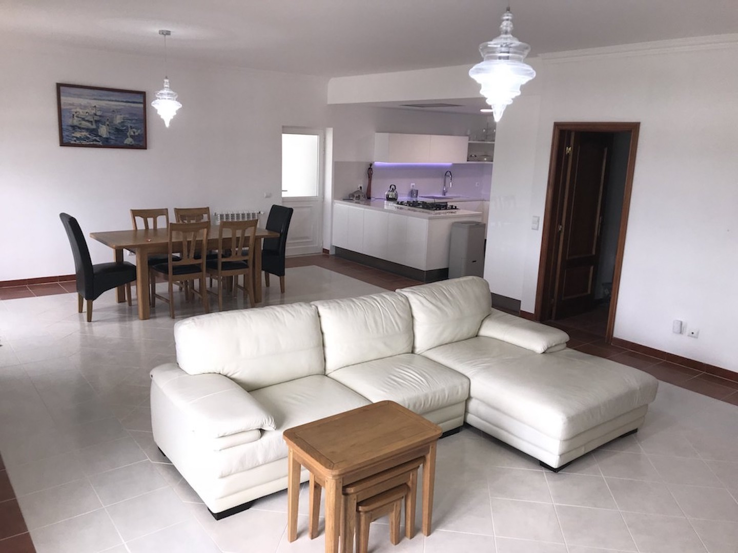 Large luxury villa between the 2 main beaches on the Silver Coast