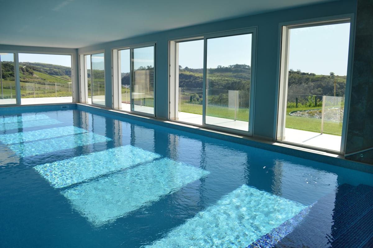 Exclusive villa with indoor pool close to Alcobaça