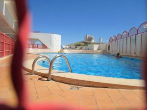 Duplex flat with sea views in Albufeira