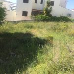 Plot with approved project in Albufeira for sale