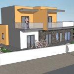 Modern design house for sale in Cadaval Lisbon council