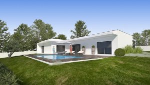 Bargain contemporary detached villa in Lisbon council for sale