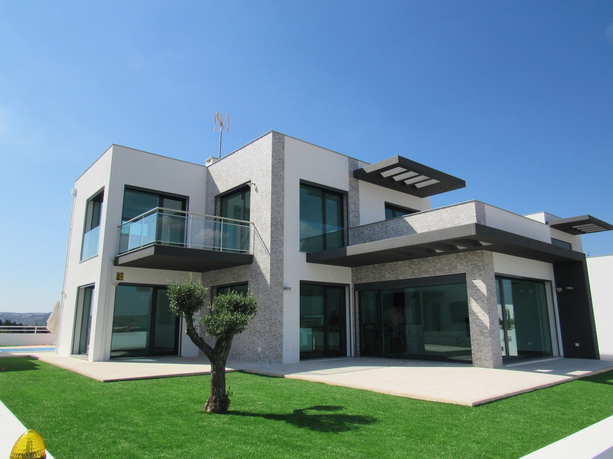Contemporary villas countryside Bombarral Silver Coast
