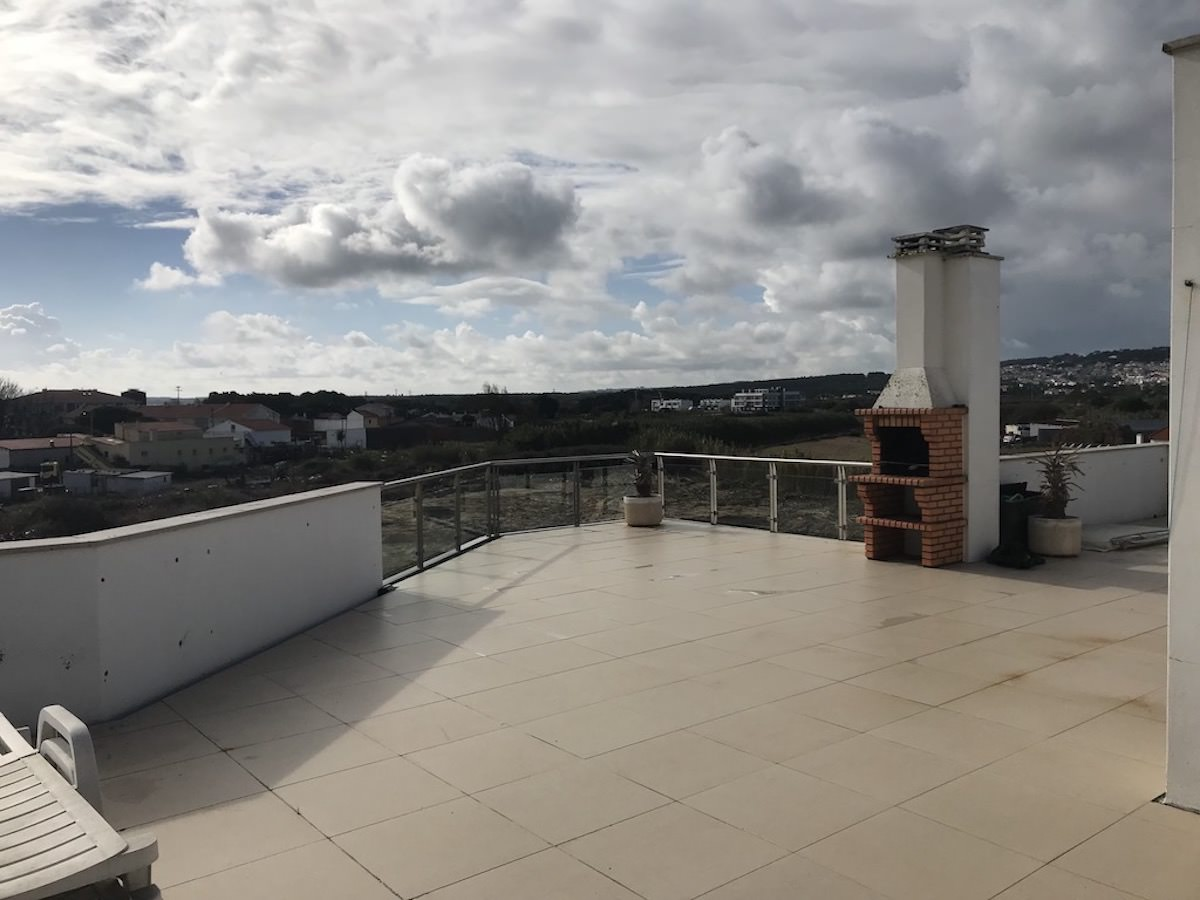 Penthouse apartment for sale Sao Martinho do Porto
