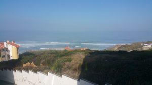 Sea view apartment near beach and lagoon of Foz do Arelho