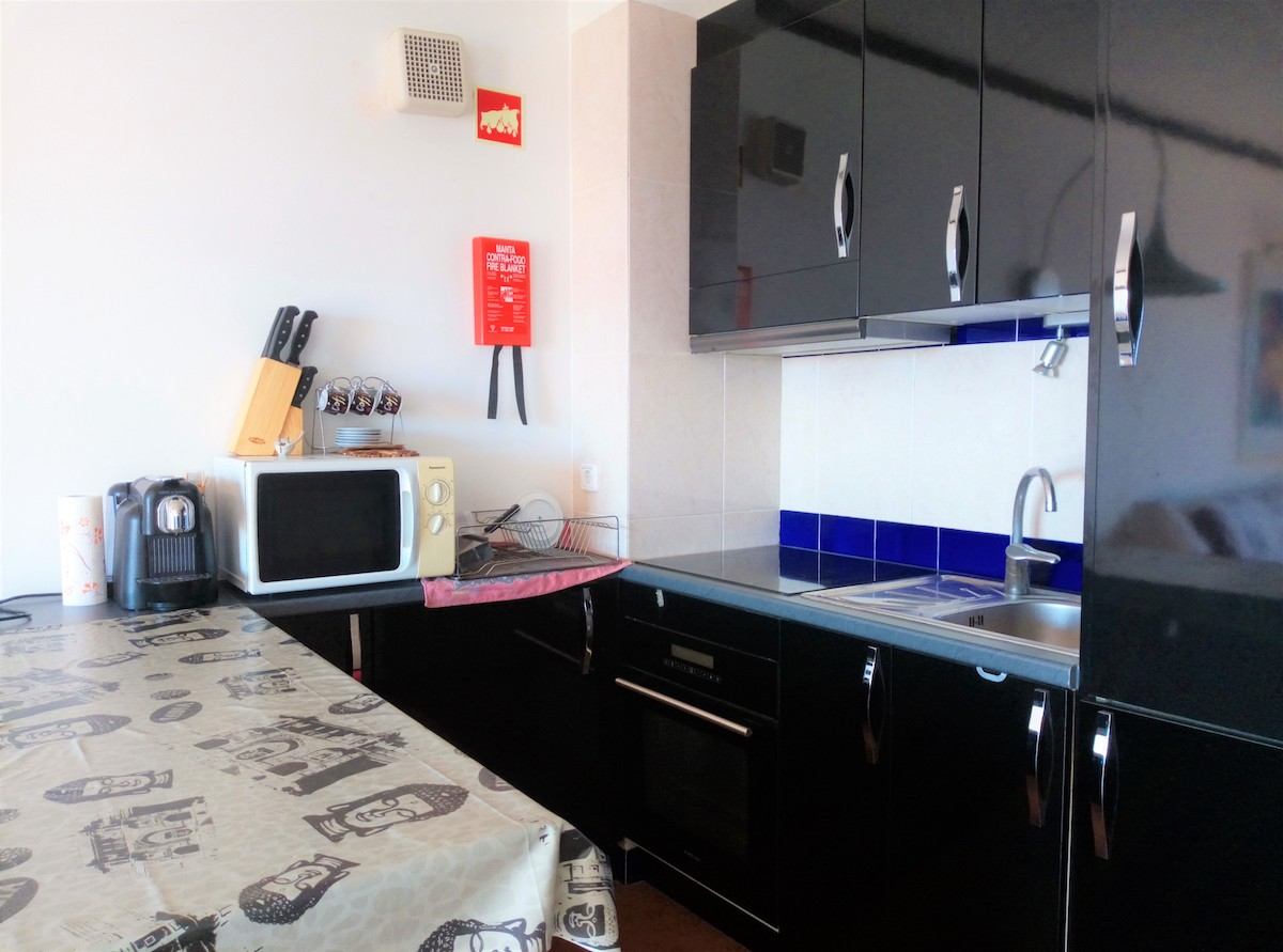 1-bedroom apartment with sea view in Albufeira