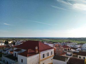 Apartamento T2 com vista mar em Pêra