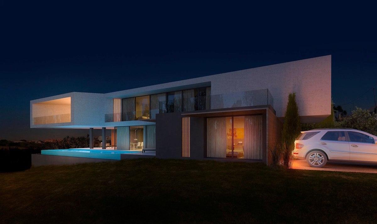 Fantastic villa with sea view _ Lourinhã