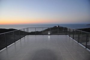 Fantastic modern architect sea view villa beside Nazare