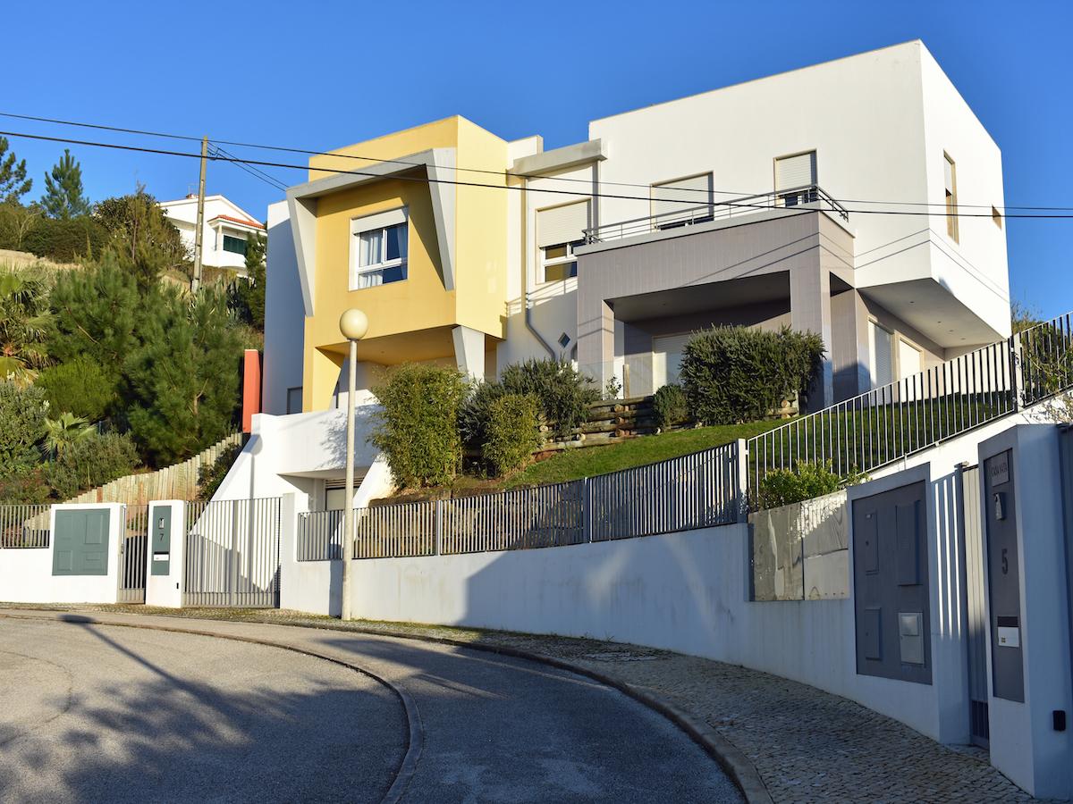 Designer sea view villa Foz do Arelho
