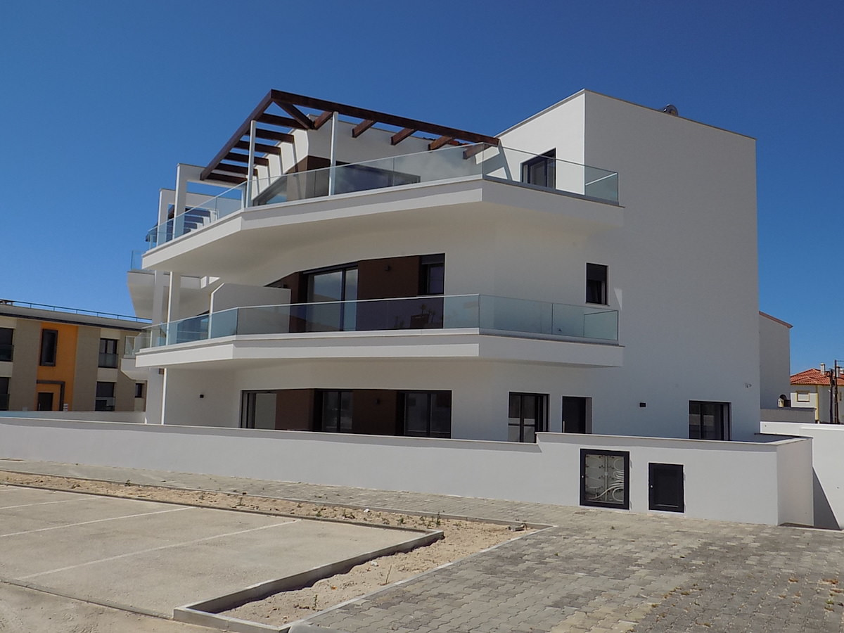 Penthouse apartment with terrace Baleal