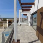 Penthouse apartment in Baleal with panoramic terrace