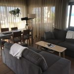 Exclusive seafront penthouse in Nazare