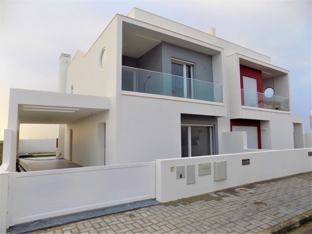 Contemporary house sea view Baleal